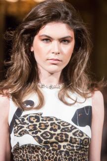В моде 2015 платье с леопардовым раскрасом – Alexander Terekhov
