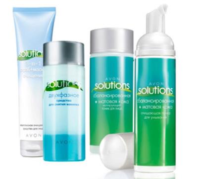 средств для очищения Solutions