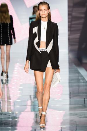 Versace весна-лето 2015