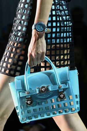 Коллекция Versace весна лето 2015