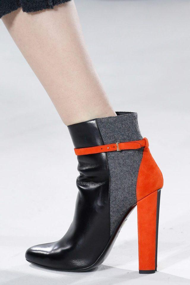 Модные сапоги фото осень 2015-зима 2016 – фото новинка от BOSS Hugo Boss