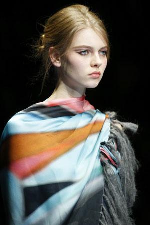 Модный макияж осень-зима 2015-2016 фото