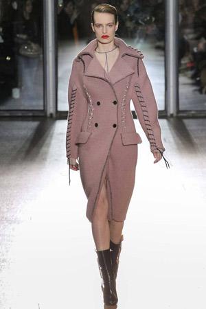 модное пальто осень-зи