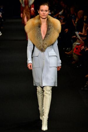 Короткое модное пальто осень-зима 2015-2016