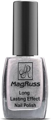 Лак для ногтей MagRuss металлик