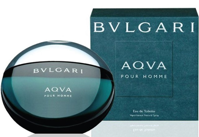 Духи Bvlgari Aqua