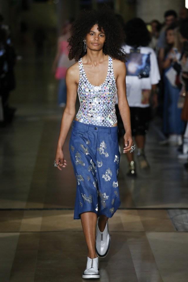 Koche весна-лето 2016 – неделя моды в Париже 2016