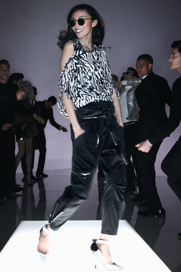 Tom Ford весна-лето 2016 - неделя моды в Париже 2016