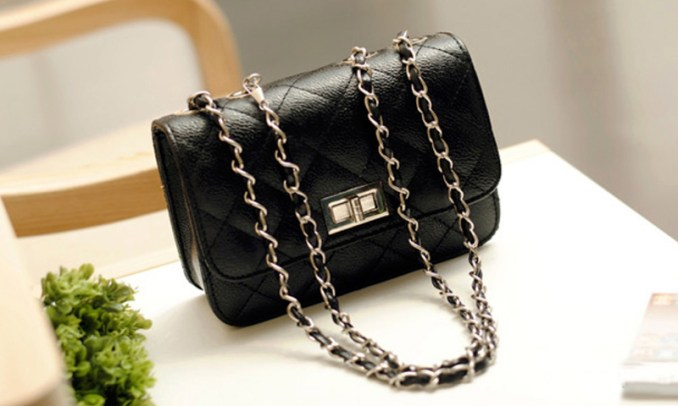 Small bag in black