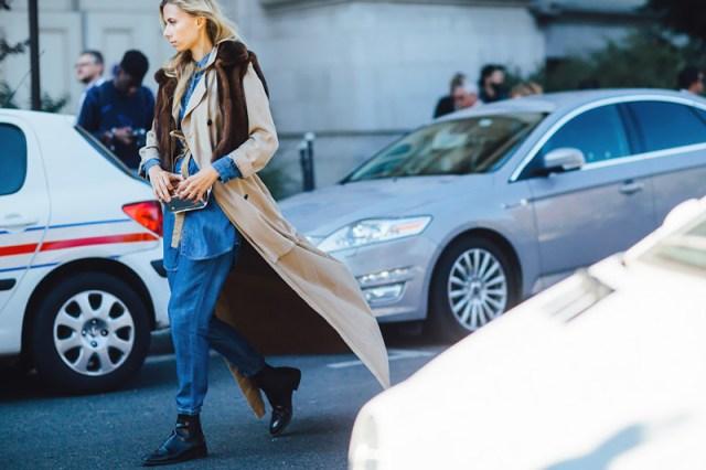 Тренд уличной моды 2016