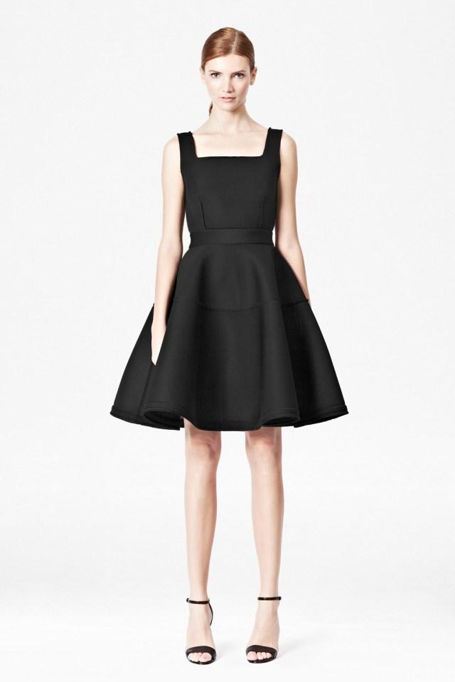 Платье flared-dress