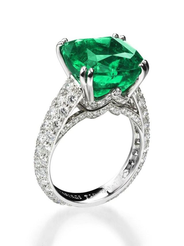 Кольцо с камнем зелёный топазКольцо с камнем зелёный топаз