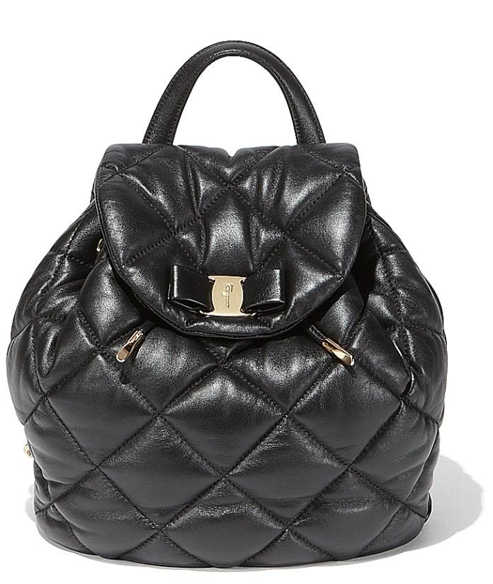 Сумка-рюкзак – коллекция Salvatore Ferragamo