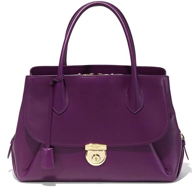 Фото новинки: модная сумка от Salvatore Ferragamo