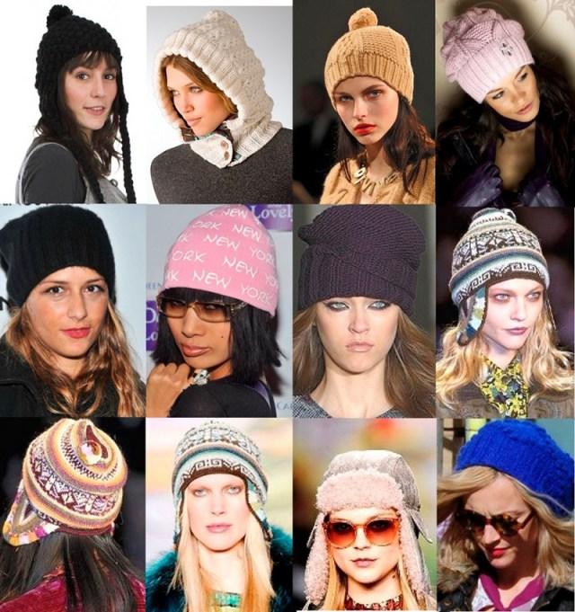 Модные шапки 2016 – фото новинки сезона