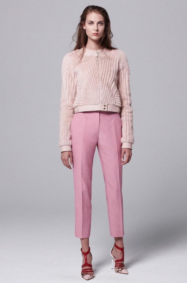 Модные брюки-фото