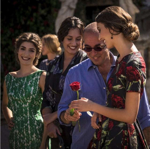 Dolce rosa excelsa – аромат для сильных женщин