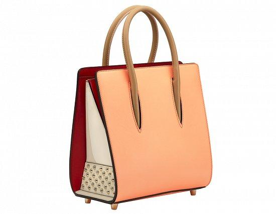Новая коллекция сумок от Лабутена весна-лето 2016