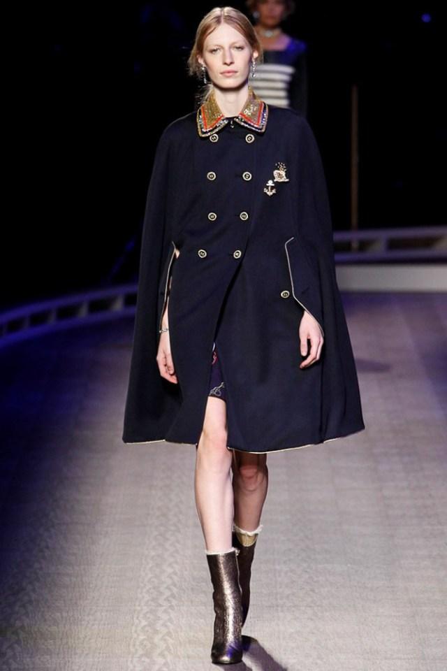 Tommy Hilfiger осень-зима 2016-2017 на Неделе моды в Нью-Йорке