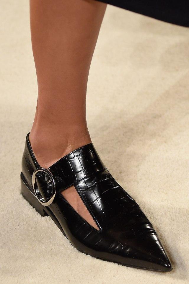 Стильные туфли Victoria Beckham