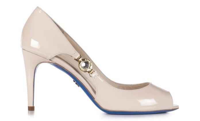 Удобные туфли Лориблю на невысоком каблуке - фото новинки и тренды сезона
