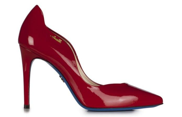 Новинка в коллекции Loriblu – изящные модные туфли