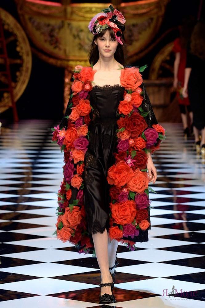 Коллекция АнтиХандра на Неделе моды в Милане