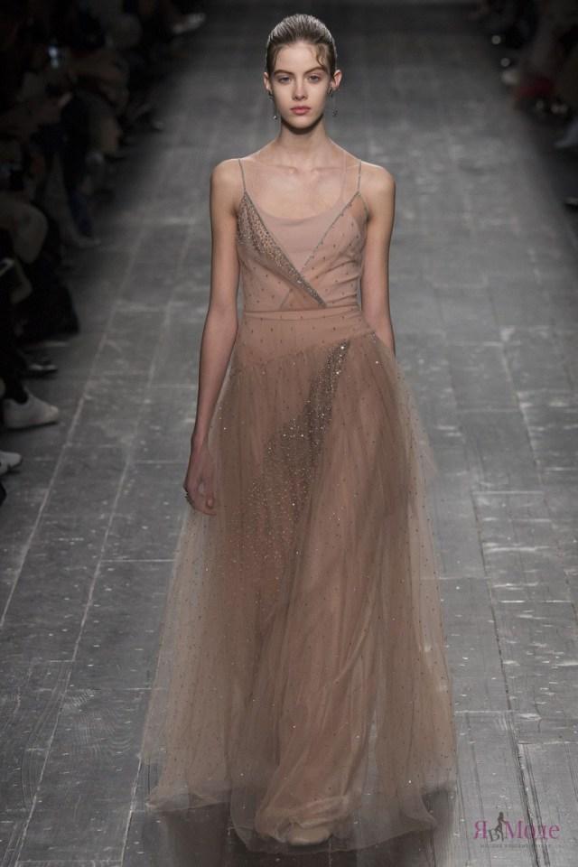 Новый балетный стиль и другие тренды в коллекции Valentino