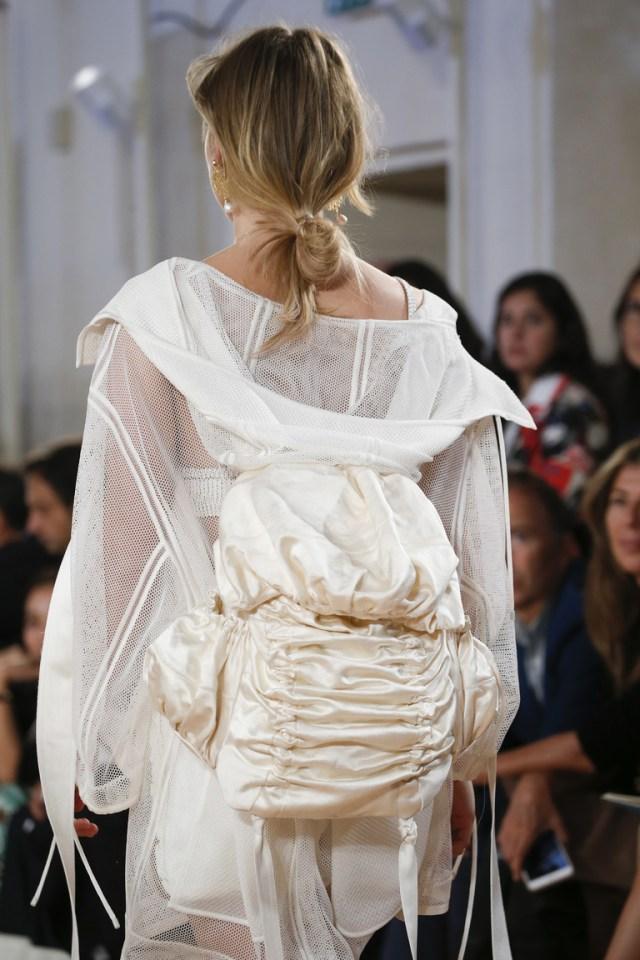 Модные рюкзаки весна-лето 2016 коллекции Balenciaga.