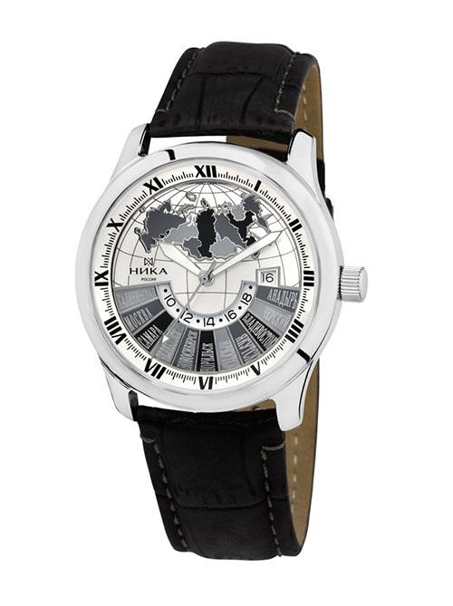 Часы Manufacture Worldtimer FC-718NWM4H6 можно заменить на часы НИКА 1890.0.9.81 всего за 99000 р.