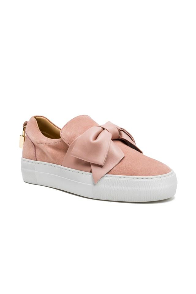 На фото: обувь в тренде комфорт из коллекции Buscemi..