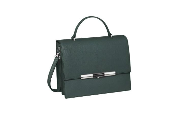 Модная сумка: яркая новинка сезона - сумки, имеющие одну ручку из коллекции bibhu-mohapatra.