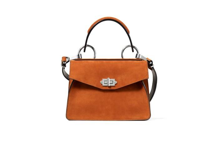 Модная сумка: яркая новинка сезона - сумки, имеющие одну ручку из коллекции proenza-schouler.