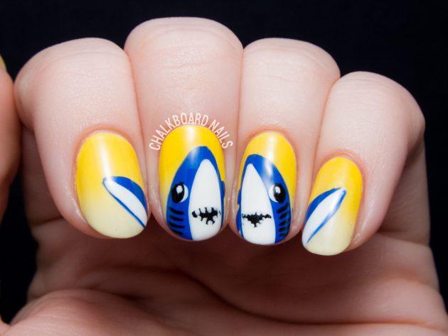 Летний маникюр и дизайн ногтей - лето – это пора цветов.