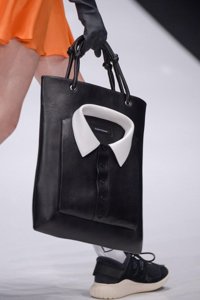 На фото: модная модель сумки осень-зима 2016-2017 из коллекции Dasha-Gause.