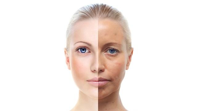 Ошибки в макияже, которые старят - сбавь тональность.