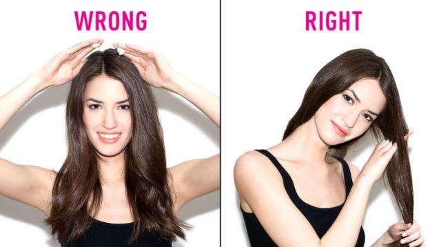 Вы используете слишком много кондиционера для волос