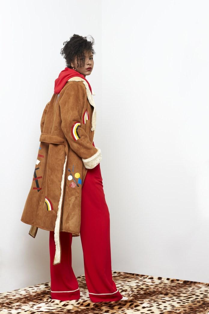 На фото: новый модный образ из коллекции N-Duo.