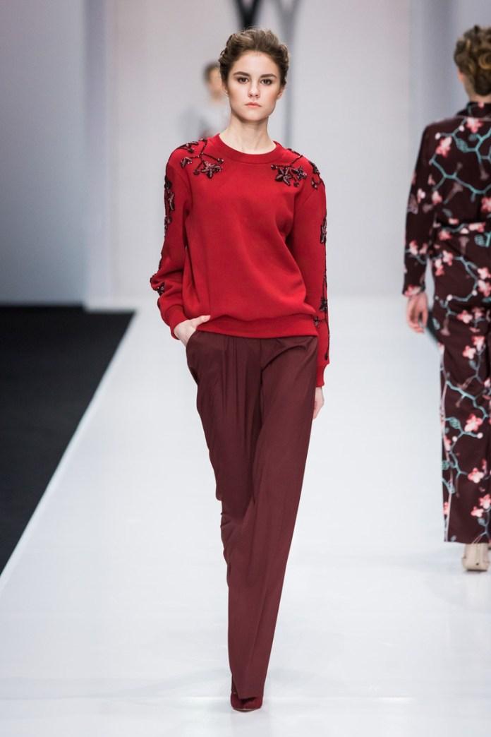 На фото: новый модный образ из коллекции Natalia-Gart.