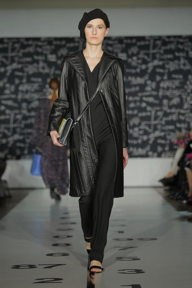 На фото: новый модный образ из коллекции Tatyana-Parfionova.