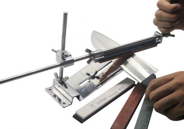Приспособление для легкой точилки ножей