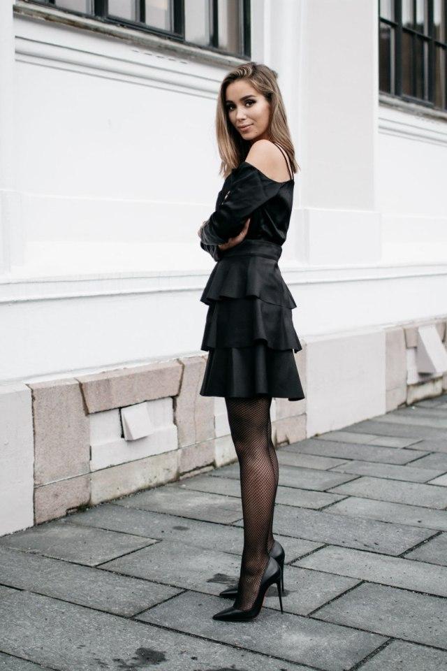 Милое женственное платье - тренды моды 2017