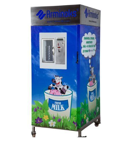 Süt Ürünleri İhracatı ve Arminoks Makina Ürünleri