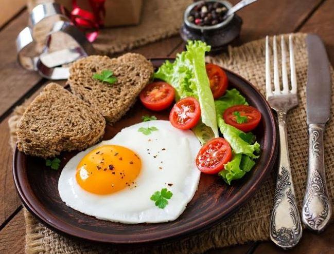 İdeal Kahvaltı Tabağı