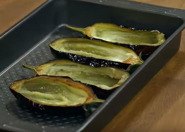 Bolu Kebabı Patlıcan içi