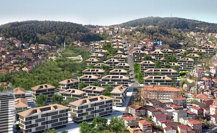 Beykoz'da Yenileme Projeleri