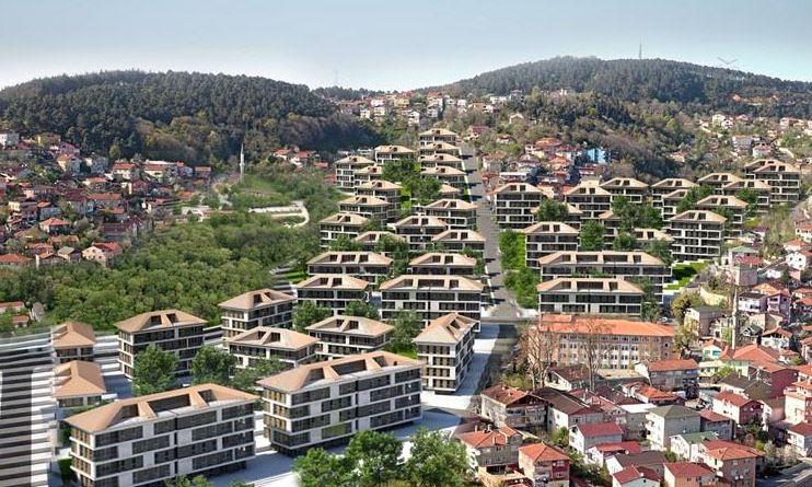 Tokatköy Kentsel dönüşüm