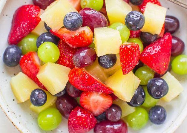 Meyve Salatası tarifi