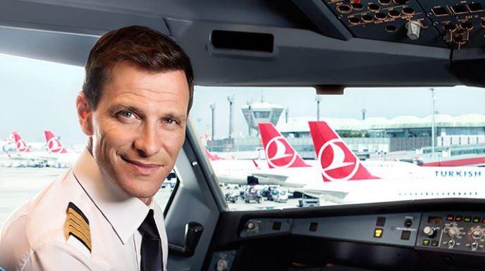 THY Pilot 25 bin lira