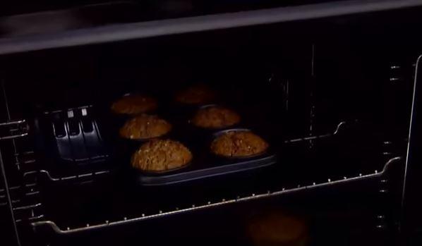 Şekersiz Muffin yapımı